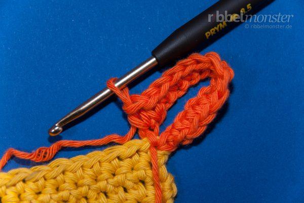 Crochet Potholders – Edge and Loop