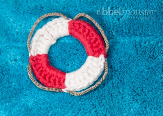 Crochet Lifebelt