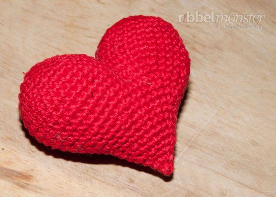 "Amigurumi – Crochet ""heartfelt"" Heart"