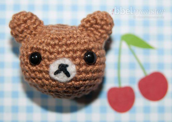 """Amigurumi – Crochet Teddy """"Kuno"""""""