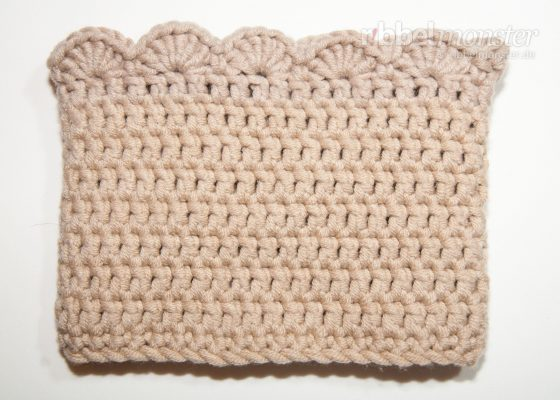 "Crochet Boot Cuffs ""Sunrise"""