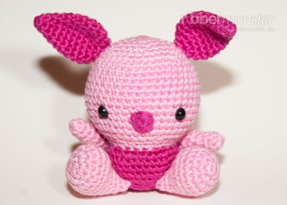 Amigurumi – Crochet Baby Piglet