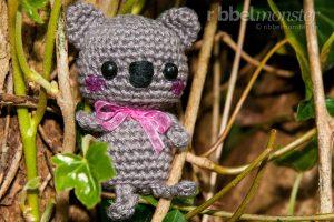 Anleitung - Amigurumi - Minimee Koalabär häkeln - Sina - kostenlose Häkelanleitung