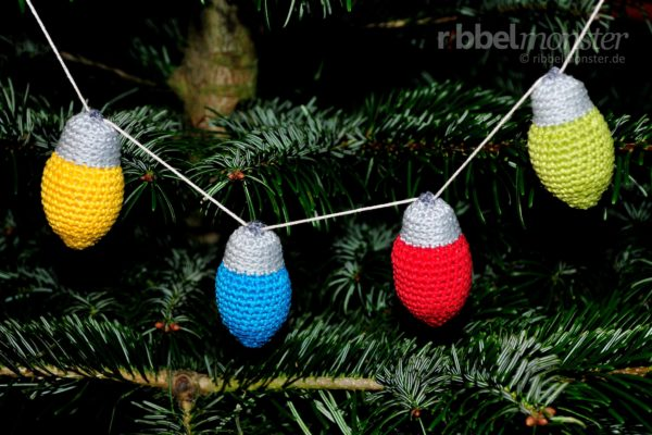 Amigurumi – Crochet Smallest Christmas Lights