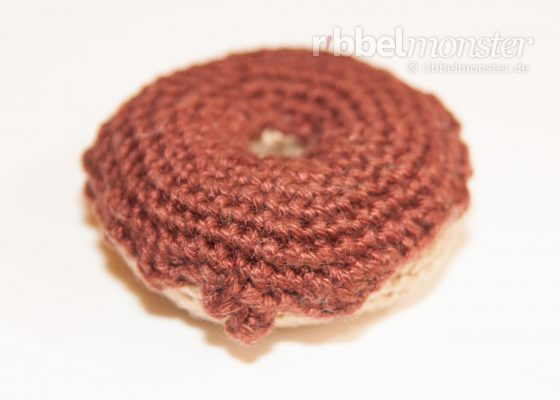 Amigurumi – Crochet Big Chocolate Donut