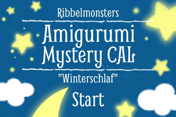 "Amigurumi Mystery CAL – ""Hibernation"""