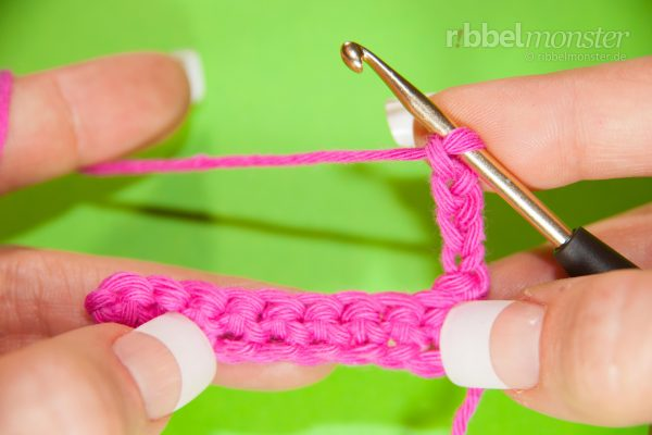 Crochet Turning Chain Stitches / Lifting Chain Stitches