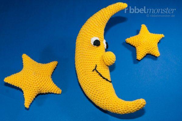 Amigurumi – Crochet Moon
