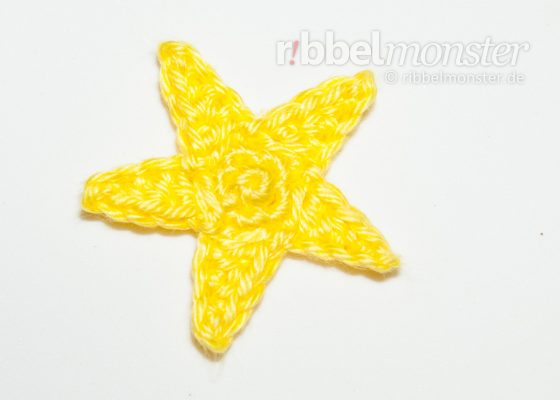 "Patch – Crochet Small Star ""Pjatch"""