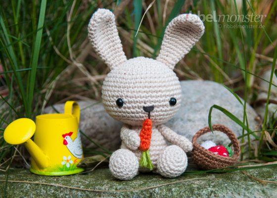 "Amigurumi – Crochet Bunny ""Fips"""
