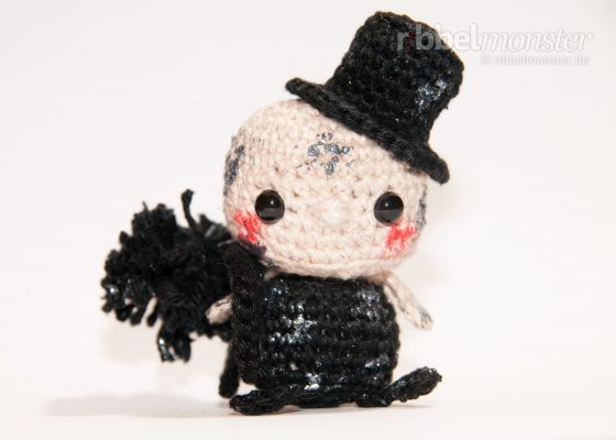 "Amigurumi – Minimee Crochet Chimney Sweeper ""Hubert"""