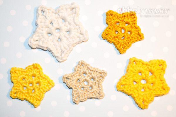 "Patch – Crochet Star ""Dowie"""