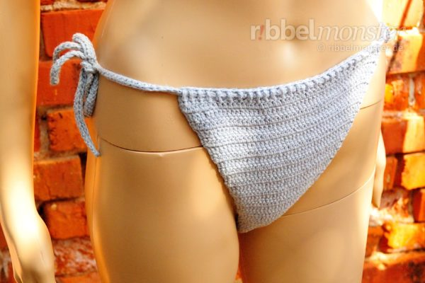 "Crochet Bikini Bottom ""Palermo"""
