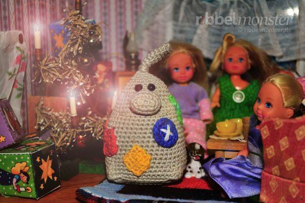 Amigurumi – Crochet Beutolomäus Sack