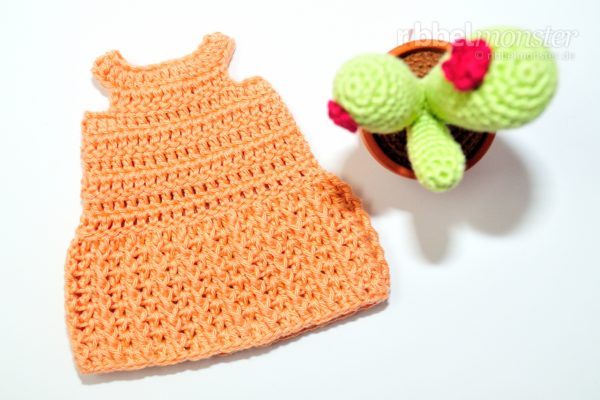 "Slenana Crochet Dress ""Miranda"""