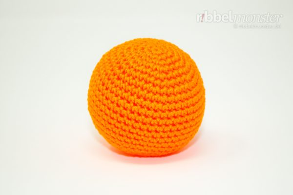 Amigurumi – Crochet Simple Big Ball