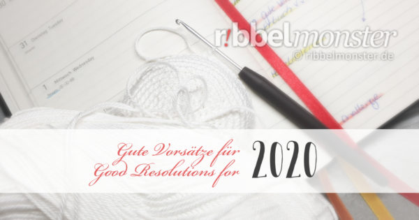Good Resolutions for 2020